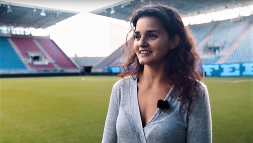 Aisha Al-Said Albella - FC Barcelona Foundation