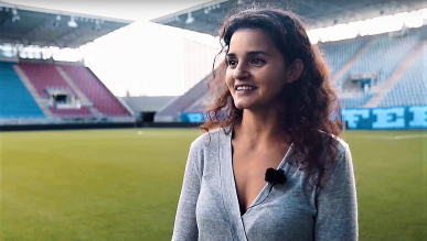 Aisha Al-Said Albella - FC Barcelona Foundation