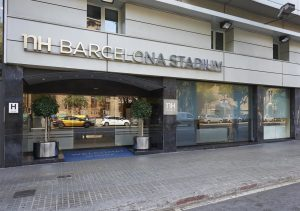 Accommodation: Hotel NH Barcelona Stadium - 13th EFDN Conference header